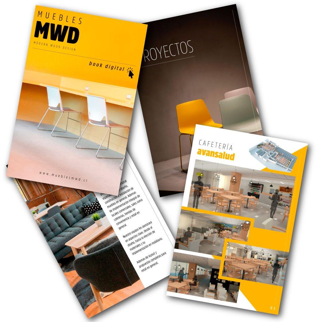 Book Muebles MWD